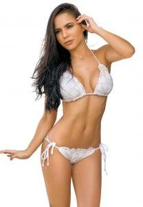 Chica Rica Crystal Bikini