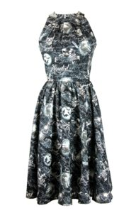Folter Haunted Dress