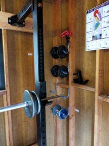 Fitness flip chart