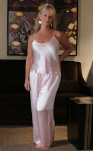 Nyteez Silk Pajamas